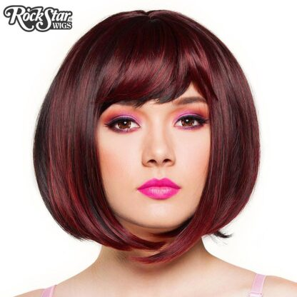 Candy Girl Bob - Black Wine Blend 00687 Front