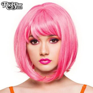 Candy Girl Bob - Hot Pink Blend 00690 Front