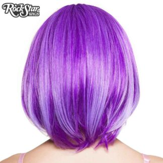 Candy Girl Bob - Purple Blend 00692 Back Angle