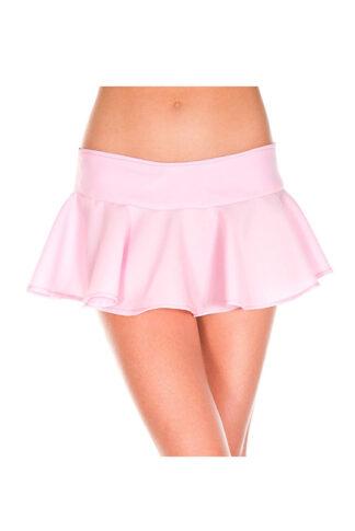 Wavy Skirt Baby Pink