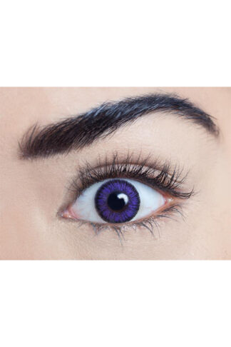 MesmerEyez 3 Month Contact Lenses - Violet