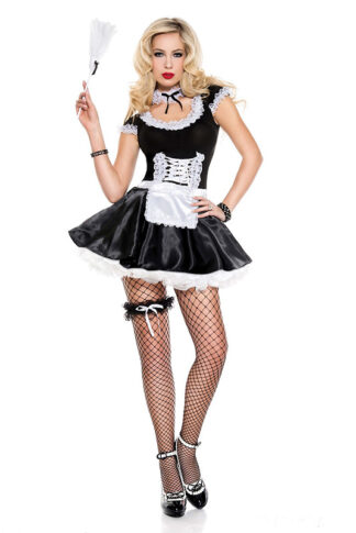 French Maid - 4 pieces Front Angle