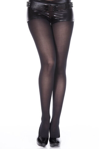 Opaque Tights - Black