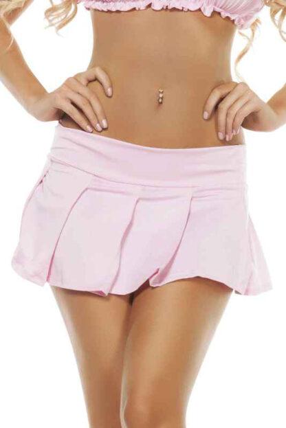 Pleated Skirt Pink