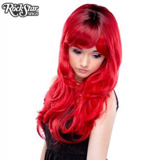 Uptown Girl Collection - Red Mix RSW00133 Front