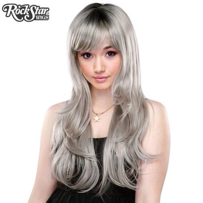 Uptown Girl Collection - Silver Front