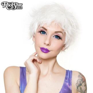 Sassi Short - White Front