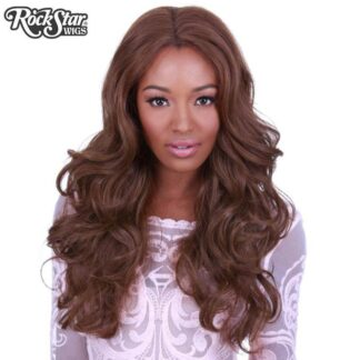Lace Front Royale - Chestnut Brown Mix Front