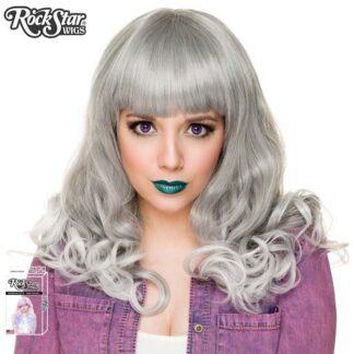 Bang Bang Collection - Grey Silver Fade Front