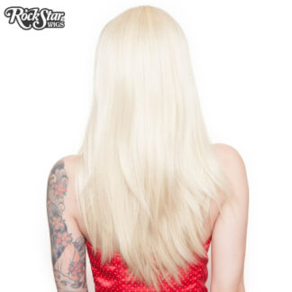 Pin Up Straight Blonde RSW00854 Back
