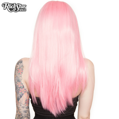 Pin Up Straight Pink Back