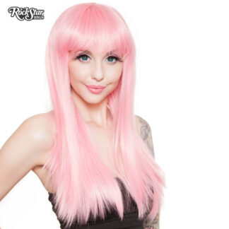 Pin Up Straight Pink