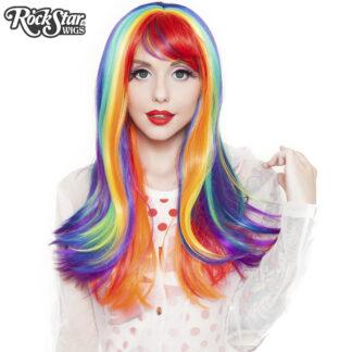 Rainbow Rock Hair Prism 3
