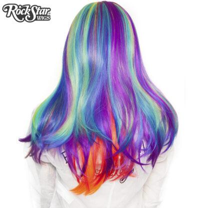 Rainbow Rock Hair Prism 3 Back
