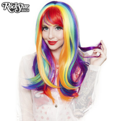 Rainbow Rock Hair Prism 3 Front