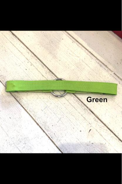 oring 2way garter-green back